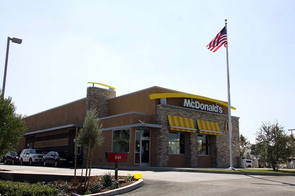 Mcdonalds Loma Linda Architecture Engineering4 Los