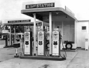 Gas Prices Las Vegas >> vintage-union-oil-gas-station   Los Angeles Design ...