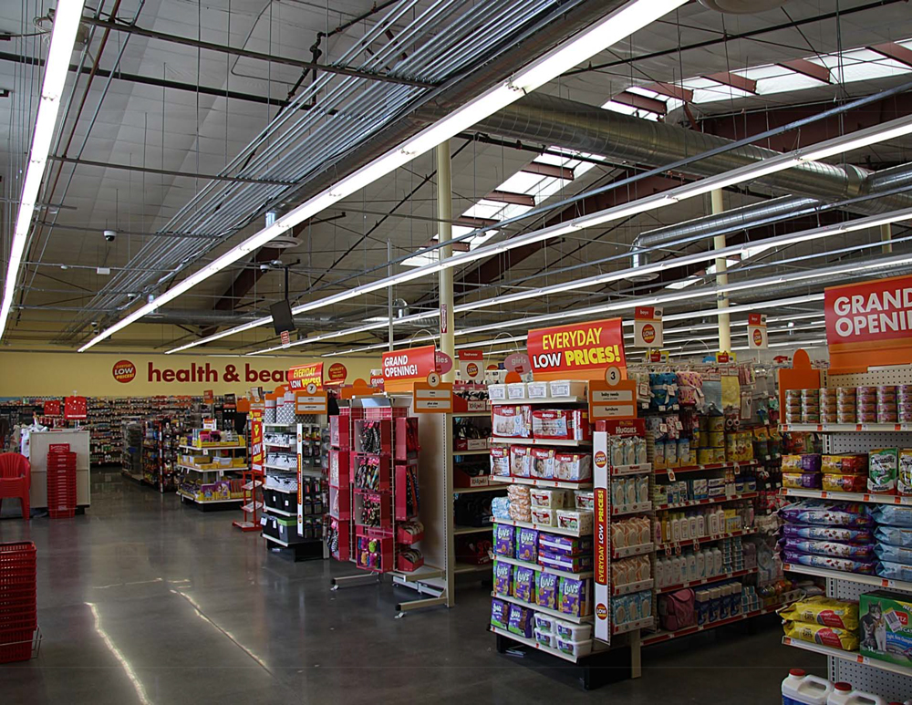 Family dollar colton interior los angeles design - Interiors by design family dollar ...