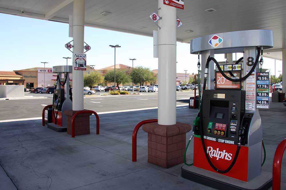 Ralphs Gas Station >> Ralphs Fuel Station Bermuda Dunes Fuel Pump Detail Los