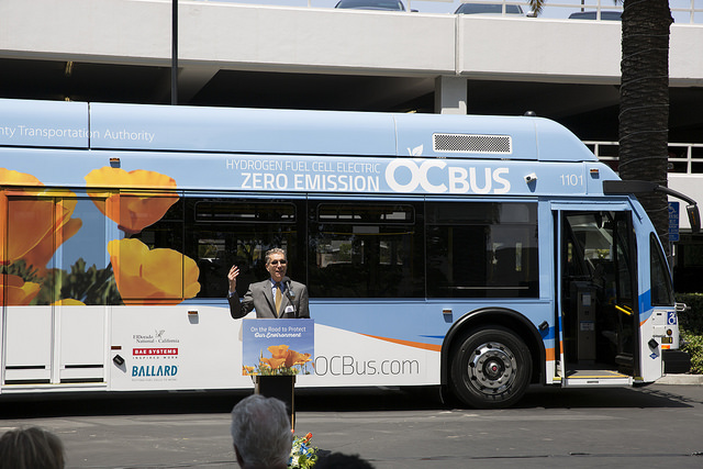 Zero-Emission Fuel Cell Electric Bus Service Growing in